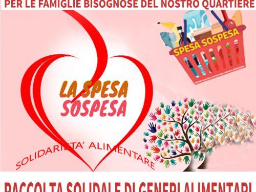 "Raccolta solidale ""spesa sospesa"" a Fontana Candida"